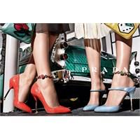 Prada Ayakkabı Modelleri 2012