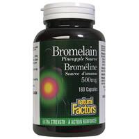 Antioksidanlar:bromelain