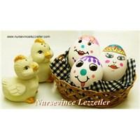 Çocuklar İçin Yumurta Kafalar