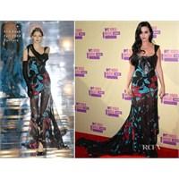 Mtv Music Awards 2012 - Dresses