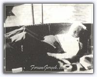 Atatürk ün Karın Boşluğunda Sıvı Birikmesi Ve Ponk