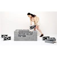 Yumuşak Beton Bloklarla Mobilyanızı Yaratın!