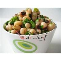 Farklı Bir Salata, Kuru Börülce Salatası