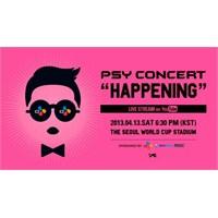 Psy'ın Stad Konserinin Tamamını İzleyin