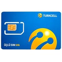 Turkcell'den Üçlü Sim Sistemi