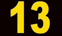 13 Sayısı Neden Uğursuzdur