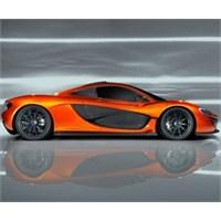 Paris Otomobil Fuarında Tanıtılacak Mclaren P1