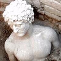 İkinci yüzyıla ait heykel