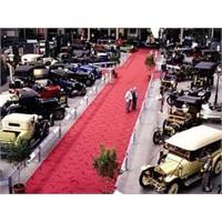 Brüksel Eski Model Araç Müzesi - Autoworld