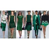 Pantone Yılın Rengi: Zümrüt Yeşili