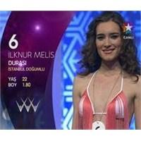 Miss Turkey 2012 İlknur Melis Durası Kimdir?