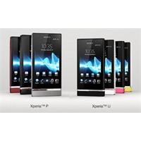 Sony Xperia P'nin Teknik Özellikleri