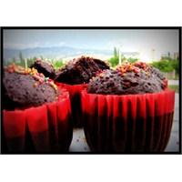 Çaylı Fincan Muffinler