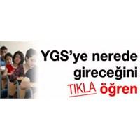 2013 Ygs Sınav Giriş Yerleri
