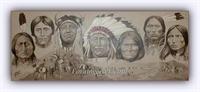İlk Amerikalılar - Kızılderililer