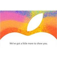 Apple, İpad Mini Davetiyelerini Yolladı