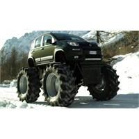 Fiat Panda Monster 4x4…