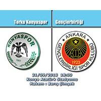 Torku Konyaspor – Gençlerbirliği