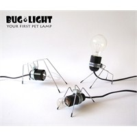 Evcil Lambanız Bug Light
