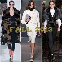 2013 Sonbahar Trendleri