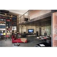 Endüstriyel- Loft Stili Dekorasyon