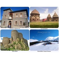 Doğu Anadolu'da Görülmesi Gereken En Güzel Yerler