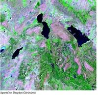 Isparta İli Coğrafi Yapısı(uydu Fotoğrafları Ve Ha