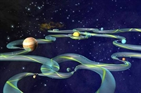 Uzaydaki Otoyollar