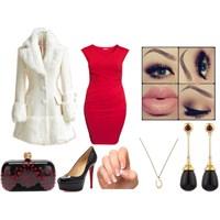 Yılbaşında Kırmızı Giymekten Çekinmeyin
