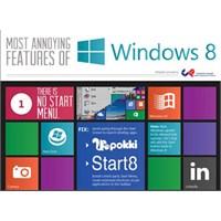 Windows 8 Uygulamasına 8 Çözüm [İnfografik]