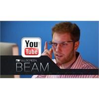 Google Glass'a Youtube Uygulaması