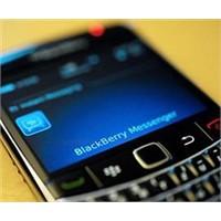 Blackberry Sorunu Kısmen Çözüldü