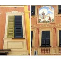 Rapallo'nun Renkli Evleri
