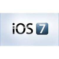 Apple'dan İos 7 İçin Özel Çalışma