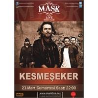 Kesmeşeker / Mask Club - Beyoğlu Konseri