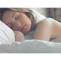 Çekiciliğin Sırrı Uykuda