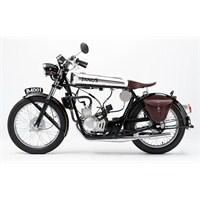 El Yapımı Nostalji! Janus Motorcycles Halcyon 50