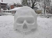 İlginç Kardan Adam
