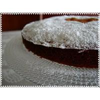 Kestane Püreli & Damla Çikolatalı Kek