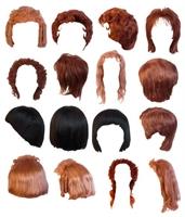 2009 Yılında Saçlar İki Renkli - Saç Renkleri