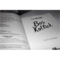 Boş Koltuk / J.K. Rowling