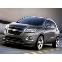 2013 Chevrolet Trax Geliyor