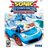 Sonic & All-stars Racing Transformed-comic Con
