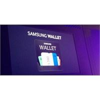 Samsung'un Mobil Cüzdanı: Samsung Wallet
