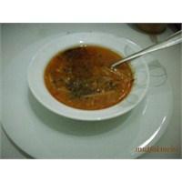 Kıymalı Sebze Çorbası