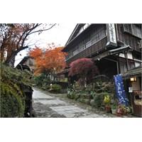 Magome Şehri- Japonya