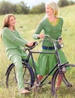 2010 Modeli Yeşil Baharlık Bluz Modelleri