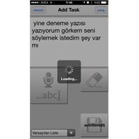 Türkçe Sesli Notlar İçin Siri Yerine İgooglekeep