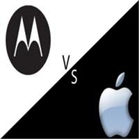 Apple Ve Motorola Hakimi Çıldırttı...