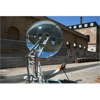 Cam Küreden Güneş Enerjisi Jeneratörü